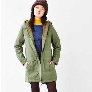 Patagonia Insulated Prairie Dawn Parka in Green